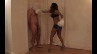 Kylies Human Punchbag