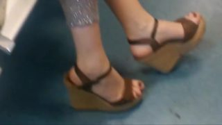 Hottest Do-it-yourself Milfs, Top High-heeled Shoes Hardcore Vid