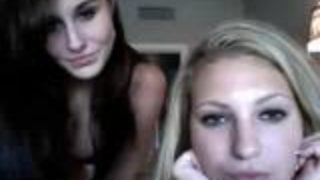 2 Lesbos On Web Cam – See Part2 On Flirtsexlove.com