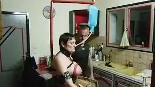 Epic Inexperienced Kitchen, Wifey Grownup Video