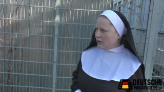 Nun With Yam-sized Breasts