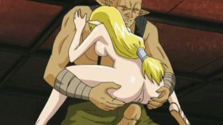 Sultry Anime Porn Babe Getting Rosy Cooshie Pounded Through A Large Impaler