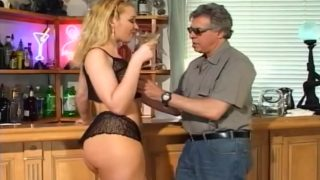 Rio Mariah Ravages The Phat Hard-on On Dave Hardman