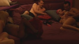 Going Horny On Astounding Swinger Penetrate Soiree