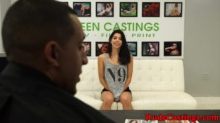 Succulent Nubile Will Get Roughfucked At Audition