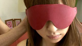 Buxom Japan Female In Super-sexy Underwear Yuu Mizuki Will Get Eye Folded And Taunted