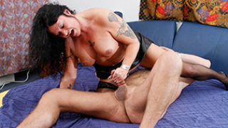 Brothel For Insatiable Housewife