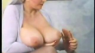 Mature Antique Humungous Melons Stiff